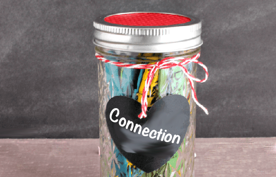 Connection Jar
